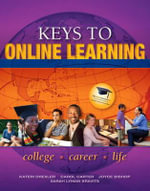 Keys to Online Learning Plus New MyStudentSuccessLab 2012 Update - Kateri Drexler