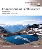 Foundations of Earth Science : International Edition - Frederick K. Lutgens