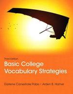 Basic College Vocabulary Strategies Plus Myreadinglab -- Access Card Package - Darlene C Pabis