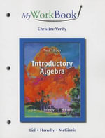 MyWorkBook for Introductory Algebra : Note Taking Guide - Margaret Lial