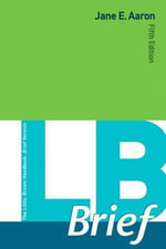 The LB Brief with Tabs - Jane E. Aaron
