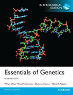 Essentials of Genetics : International Edition - William S. Klug