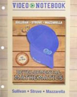 Video Notebook for Developmental Mathematics - Michael Sullivan