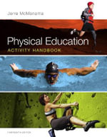 Physical Education Activity Handbook - Jerre McManama