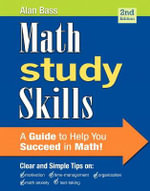 Math Study Skills - Alan Bass