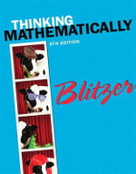 Thinking Mathematically with MyMathLab Access Card Package - Robert F Blitzer