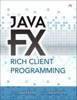 JavaFXRich Client Programming on the Netbeans Platform - Paul Anderson