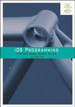 iOS Programming : The Big Nerd Ranch Guide - Joe Conway