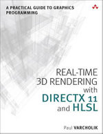Real-time 3D Rendering with directX 11 and HLSL : A Practical Guide to Graphics Programming - Paul Varcholik