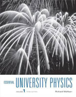 Essential University Physics Plus Masteringphysics with Etext -- Access Card Package - Richard Wolfson
