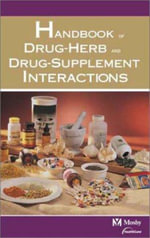 Mosby's Handbook of Drug-herb and Drug-supplement Interactions - HealthGate Data Corporation