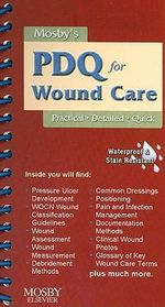 Mosby's PDQ for Wound Care - Mosby
