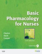 Basic Pharmacology for Nurses - Bruce D. Clayton