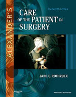 Alexander's Care of the Patient in Surgery - Jane C. Rothrock