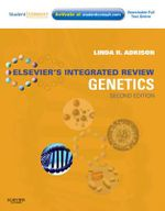Elsevier's Integrated Review Genetics : With STUDENT CONSULT Online Access - Linda R. Adkison