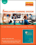 Simulation Learning System for Mosby's Guide to Physical Examination (User Guide and Access Code) - Henry M. Seidel