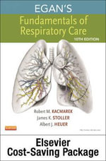 Mosby's Respiratory Care Online for Egan's Fundamentals of Respiratory Care, 10e (Access Code, Textbook and Workbook Package) - Mosby