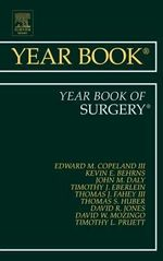 Year Book of Surgery 2011 : Year Bks. - Edward R. Woodward
