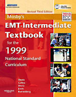 Mosby's EMT-intermediate Textbook for the 1999 National Standard Curriculum - Bruce R. Shade