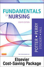 Fundamentals of Nursing - Text and Mosby's Nursing Video Skills - Student Version DVD 3.0 Package - Patricia A Potter