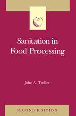 Sanitation in Food Processing - John A. Troller