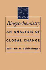 BIOGEOCHEMISTRY TX CTH - William H. Schlesinger