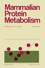 Mammalian Protein Metabolism