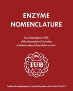 Enzyme nomenclature 1978 - Commission on Biochemical Nome