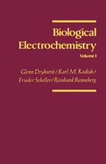Biological Electrochemistry - Glenn Dryhurst