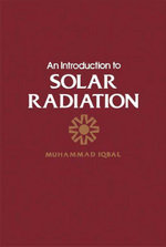 An Introduction To Solar Radiation - Muhammad Iqbal