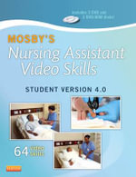 Mosby's Nursing Assistant Video Skills, Institutional Version Pkg 4.0 : Institutional Version - Mosby