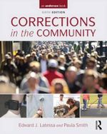 Corrections in the Community - Edward J. Latessa