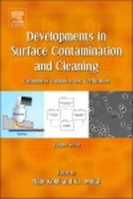 Developments in Surface Contamination and Cleaning : Cleanliness Validation and Verification