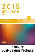 2015 ICD-10-CM Draft Edition, 2015 HCPCS Professional Edition and AMA 2015 CPT Professional Edition Package - Carol J Buck