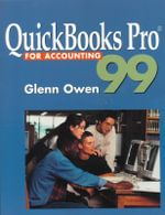Quickbooks Pro 99 for Accounting - Glenn Owen