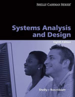 Systems Analysis and Design - Gary B. Shelly