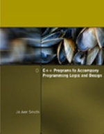 C++ Programs to Accompany Programming Logic and Design : A Whole Health Curriculum for Young Children - Jo Ann Smith