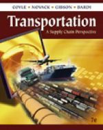 Transportation : A Supply Chain Perspective - Brian Gibson