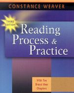 Reading Process and Practice - Constance Weaver
