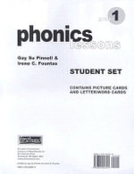 Phonics Lessons Student Set : Grade 1 - Gay Su Pinnell