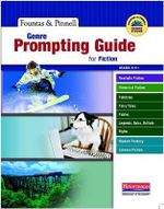 Genre Prompting Guide for Fiction K-8 - Irene Fountas