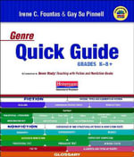 Genre Quick Guide K-8 - Irene C Fountas