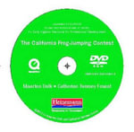 The California Frog-Jumping Contest DVD : For Learning to Support Young Mathematicians at Work - Maarten Dolk