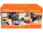 Fountas & Pinnell Leveled Literacy Intervention (LLI) Orange Booster Pack - Fountas, Irene & Pinnell, Gay Su