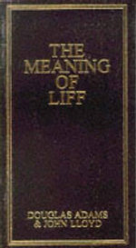 The Meaning of Liff - Douglas Adams