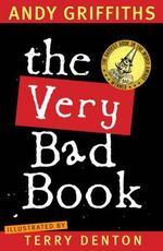 The Very Bad Book - Andy Griffiths