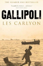 Gallipoli - L A Carlyon