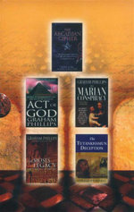 The Bible Codes : 5 Book Box Set - Graham Phillips