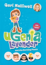 Ugenia Lavender and the Burning Pants  : Book 3 - Rian Hughes