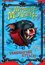 Vampanther Attack! : The Mapmaker's Monsters - Book 2 - Rob Stevens